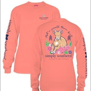 Simply Southern Goat Long Sleeve Tee 🐐